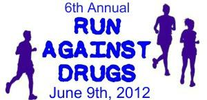 6th Annual Run Against Drugs 5k/10k