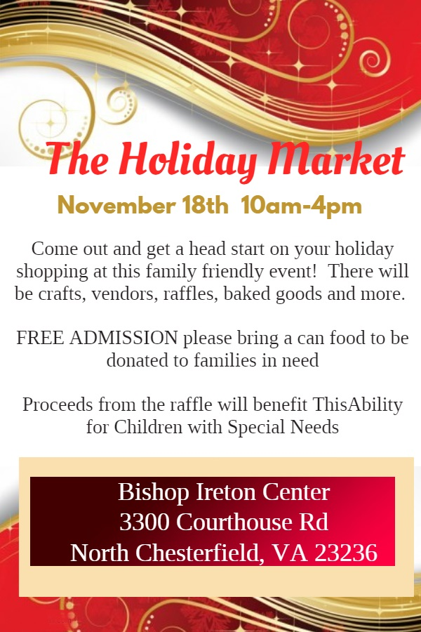 The Holiday Market: Craft Vendor and Exhibitor Expo