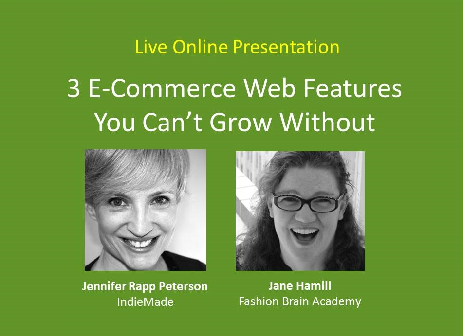 3 E-Commerce features You Can't Grow Without
