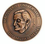 moyal medal