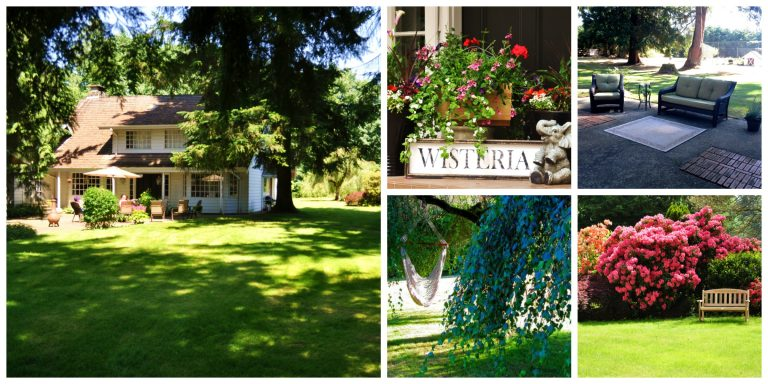 Wisteria Acres Retreat Centre