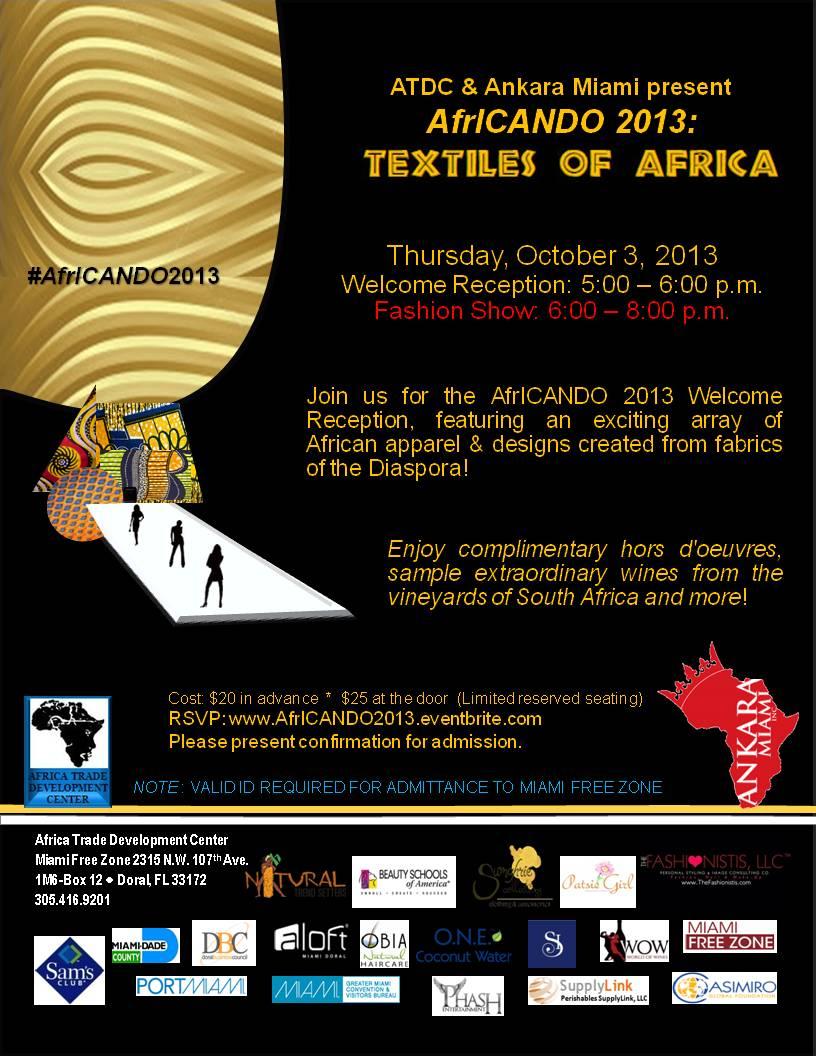 Final AfrICANDO 2013 flyer