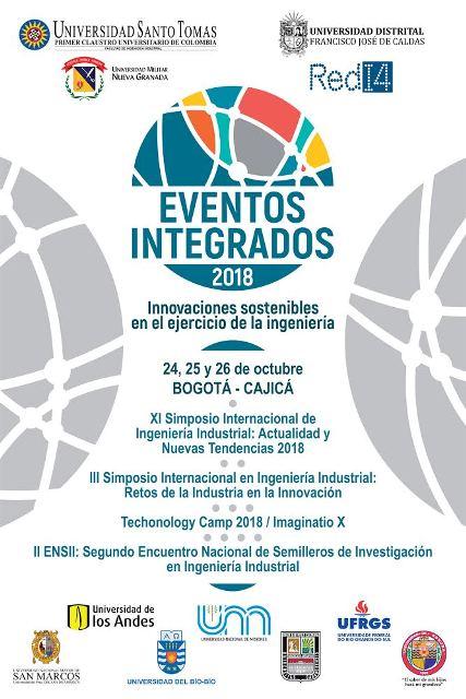 Eventos integrados 2018