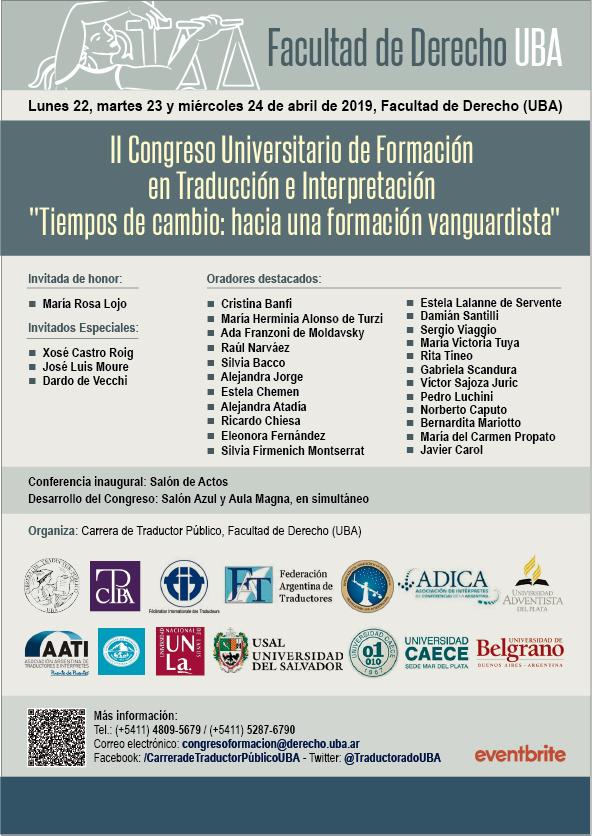 II Congreso detalle