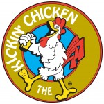 Kickin' Chicken Logo