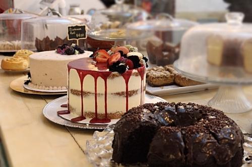 Assortment of Cakes