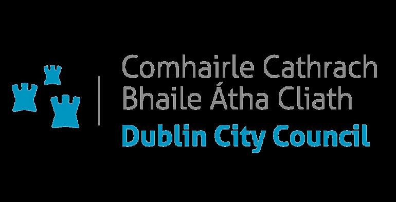 Dublin City Council logo Startup Week Dublin