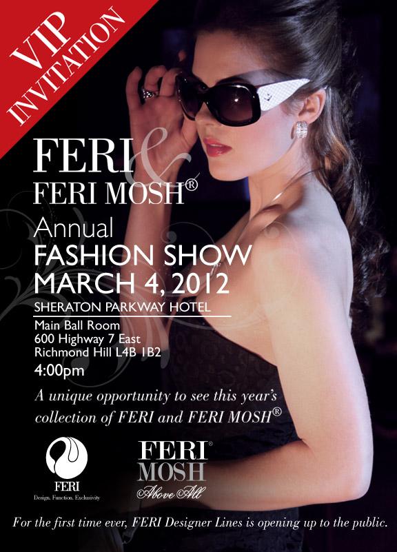 Feri Fashion Show 2012