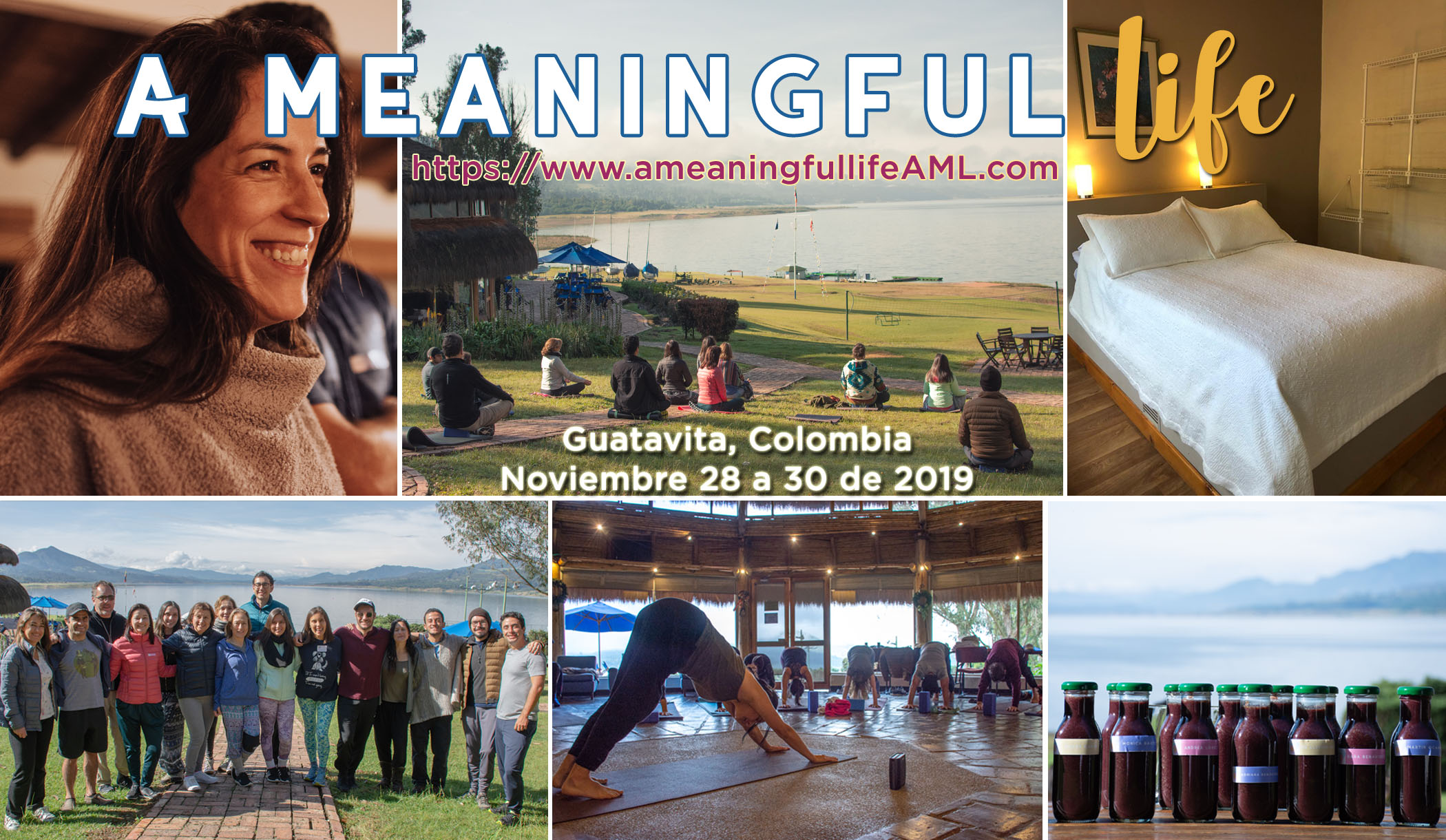 A Meaningful Life Colombia Retreats
