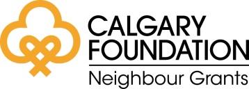 Calgary Foundation Neighbour Grants