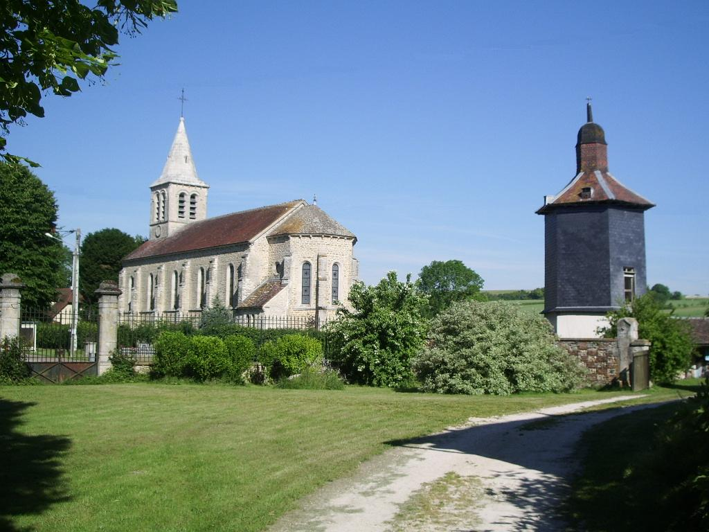La chapelle de Lirey.