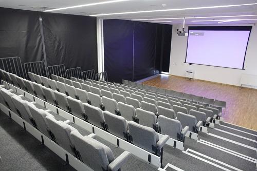The Space Auditorium