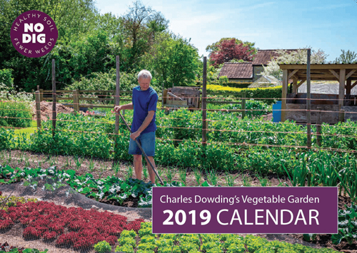 Charles Dowding Calendar 2019