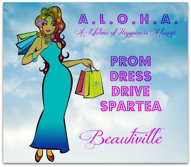Beautiville Prom Dress Drive Spartea Event