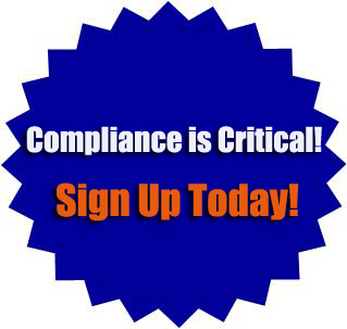 Compliance is Critical
