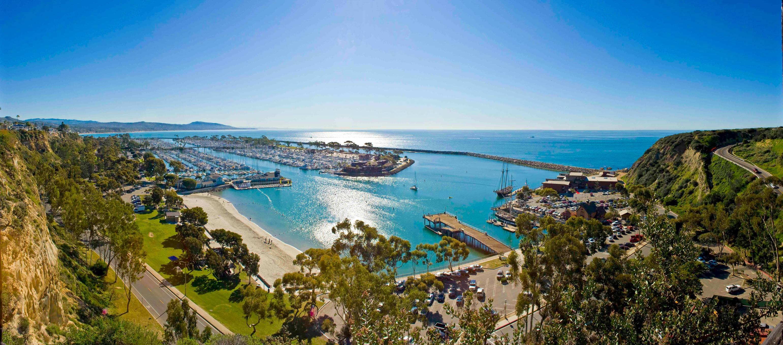 Beautiful Dana Point & Ocean Institute