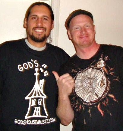 DJs Pat D & Amuse for NYE