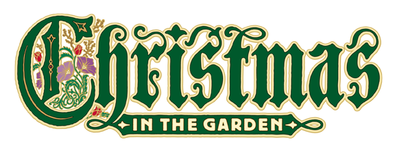 Christmas in the Garden logo