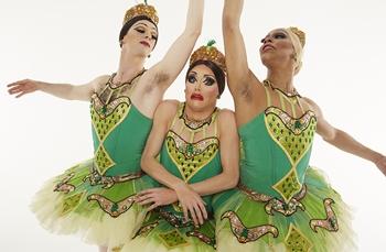 Les Ballets Trocadero