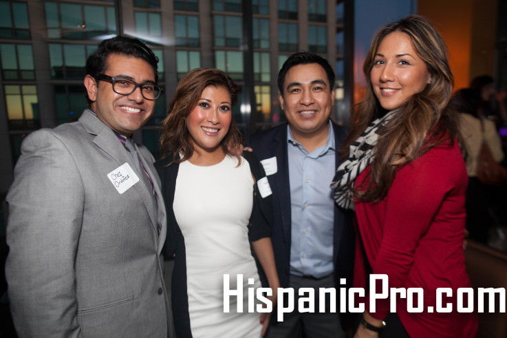 2018 Nonprofit Networking West Loop Latina Chicago