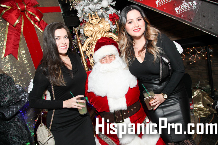 Chicago Holiday Celebration Networking River North