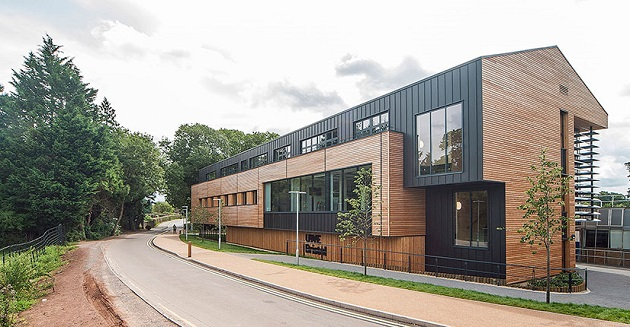 UWE Bristol Bower Ashton Film Studios