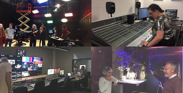 UWE Bristol Film Studios Montage