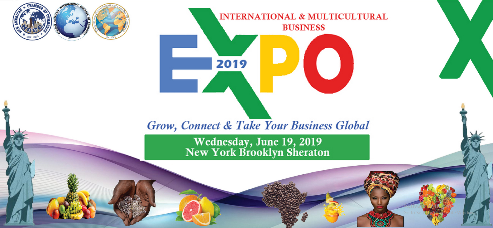 Int. & Multicultural Business Expo 2019