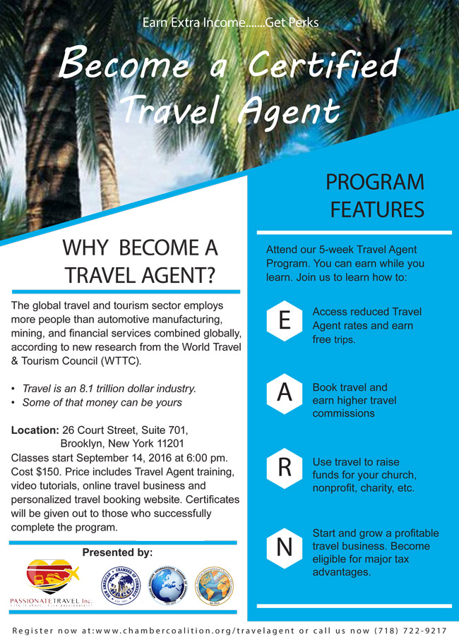 travel agency research