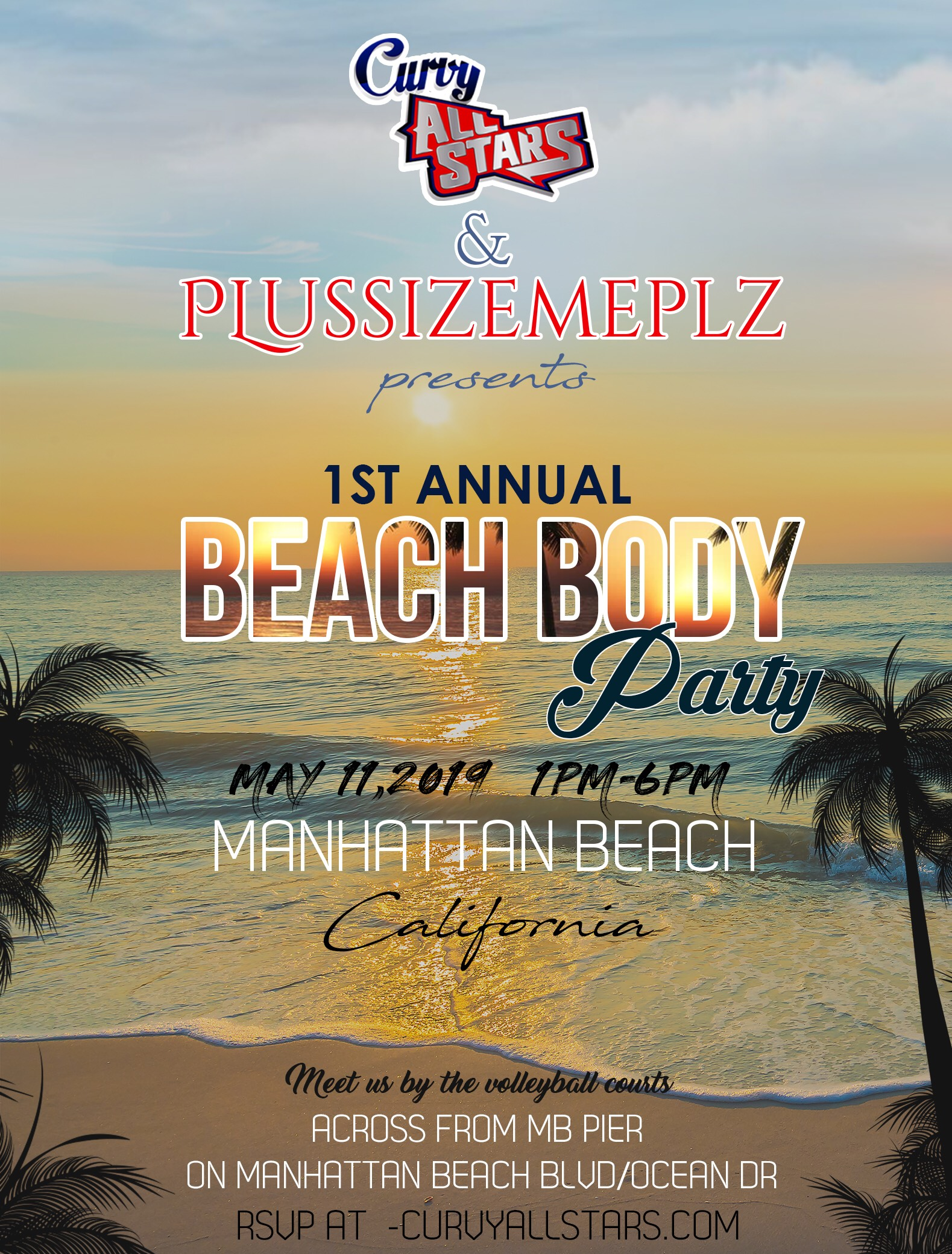 Beach BODY Party