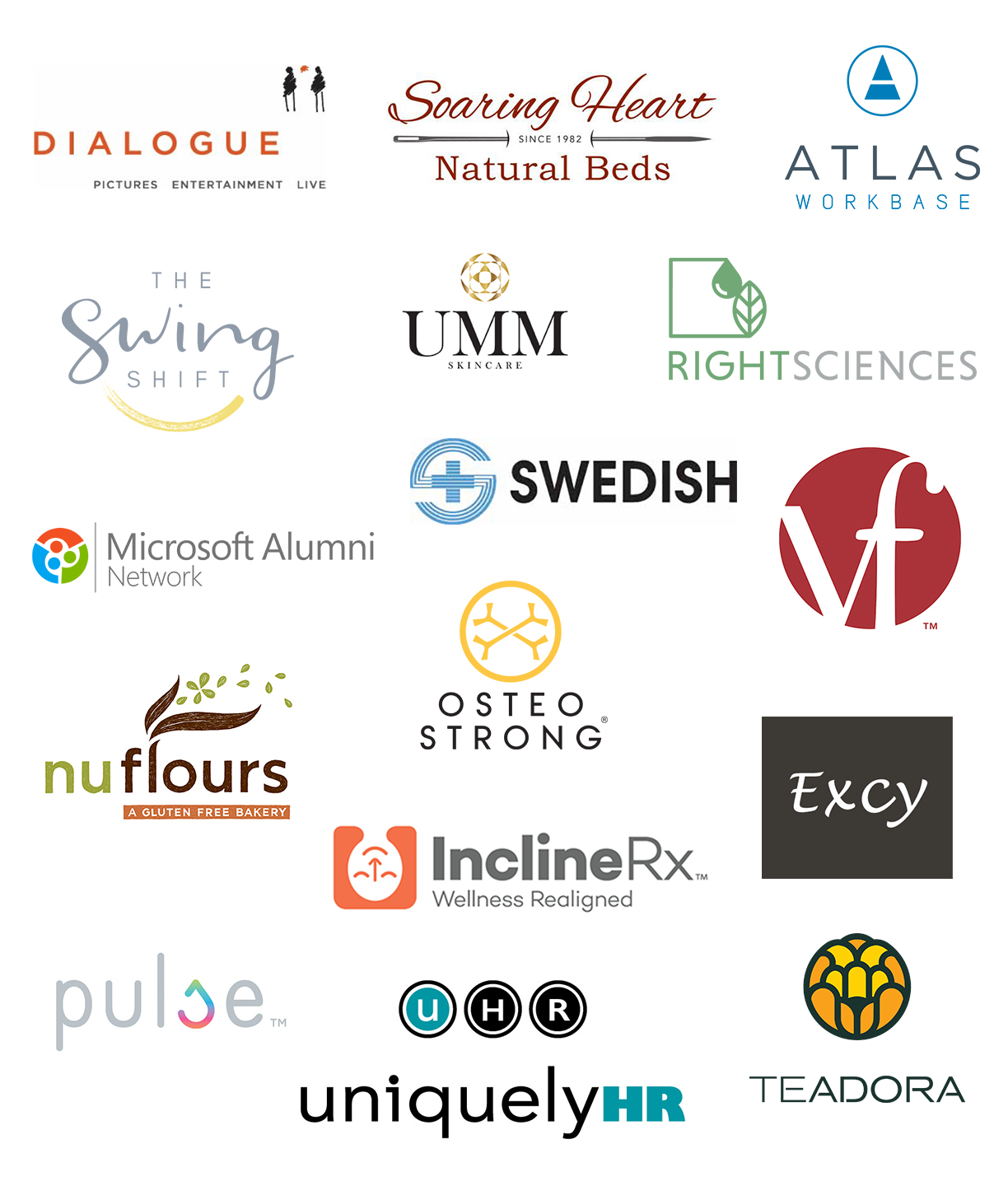 sponsors of the M event