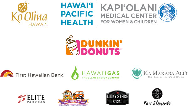 Mahalo to Our Community Partners