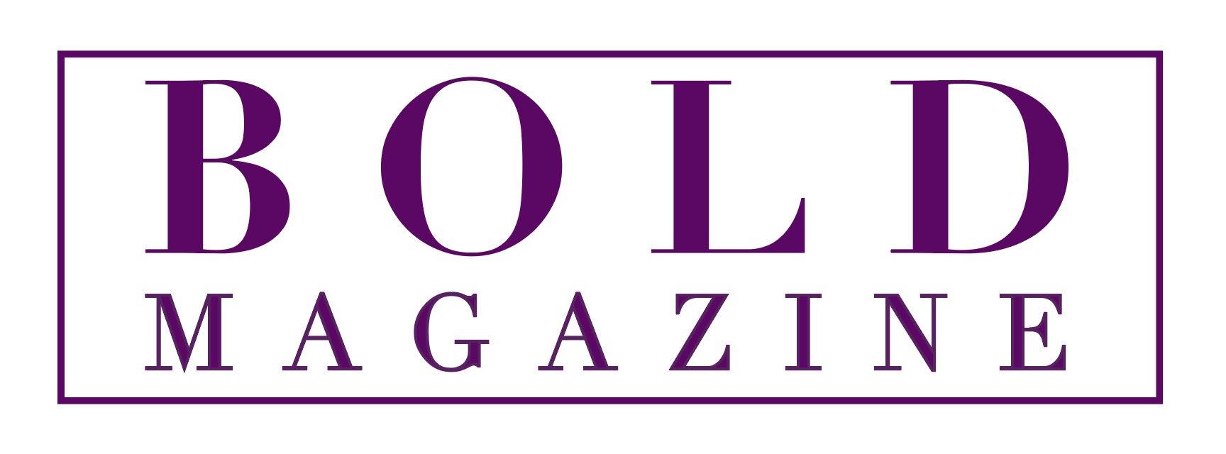 Bold Magazine Logo