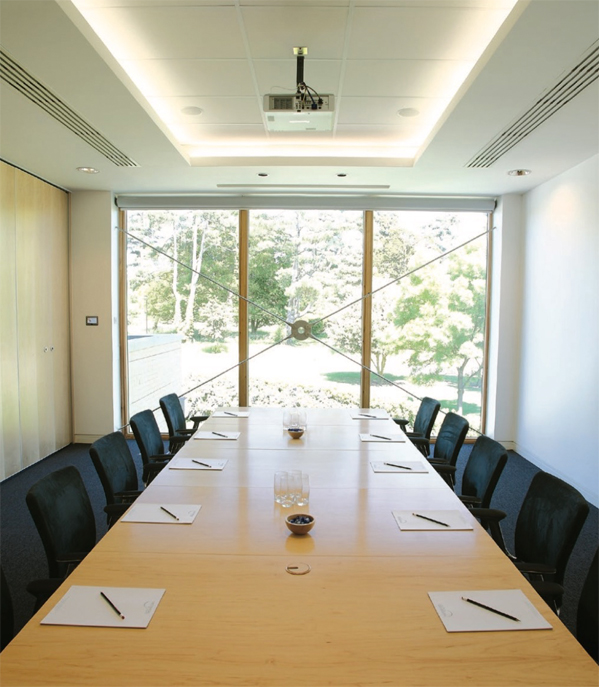 The Nucleus Meeting Room