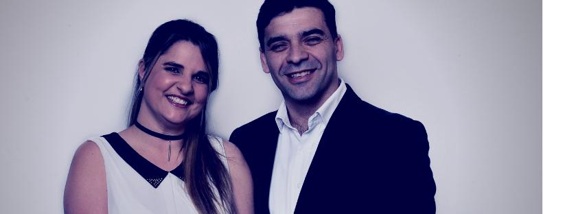 Conferencistas Juan Manuel y Nerina Curbelo