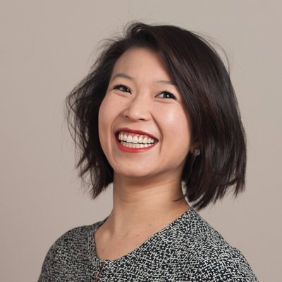 Lala Wu, Co-Founder of Sister District