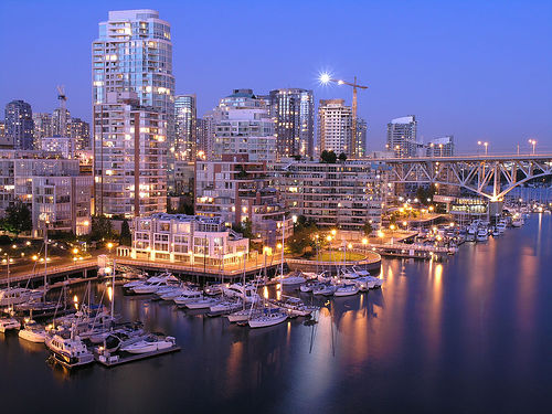 Beautiful Falsecreek Vancouver