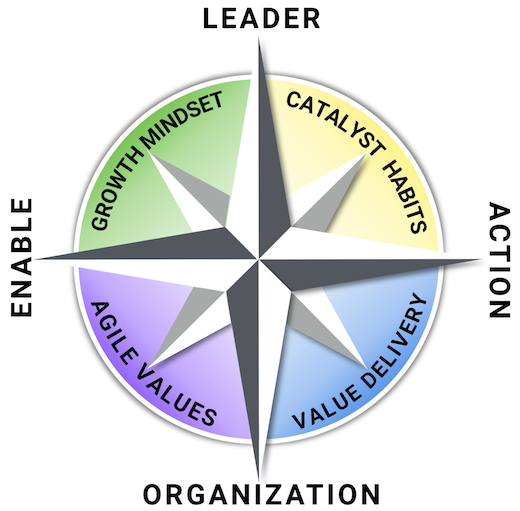 Agile Leadership Compass