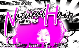 2nd Magic City Natural Hair Meet up