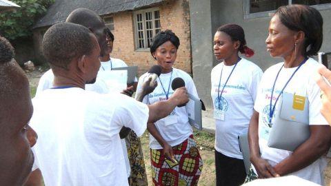 Dimitra club in DR Congo