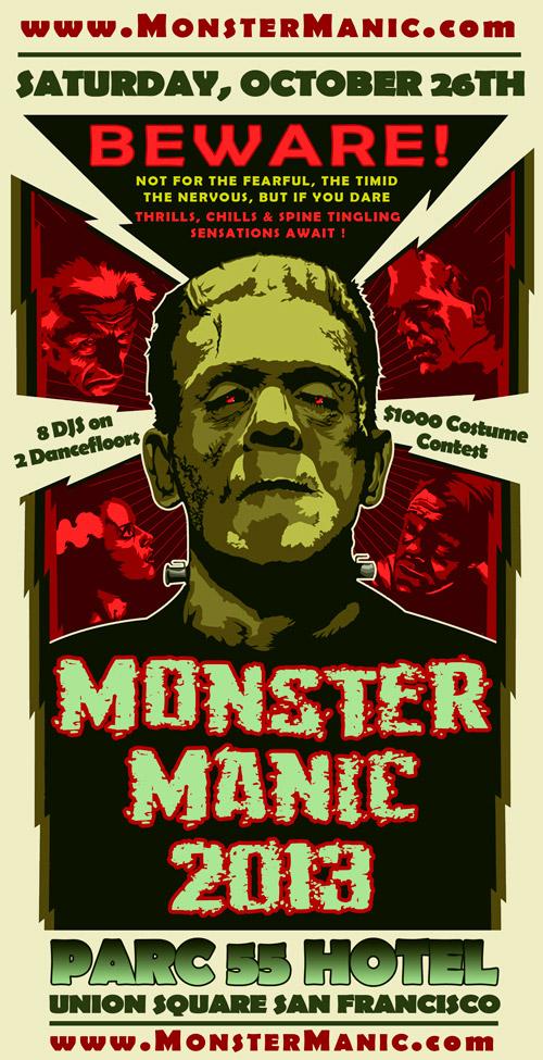 Monster Manic 2013