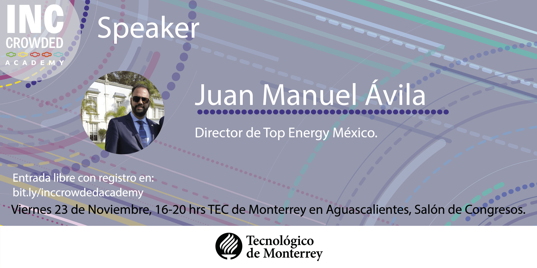 Juan Manuel Director Visoor