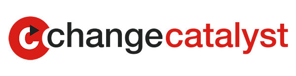 Change Catalyst logo red and black