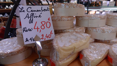 Creamy Camembert from an award-winning affineur