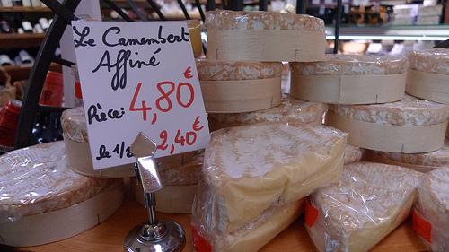 Creamy Camembert from an award-winning affineur