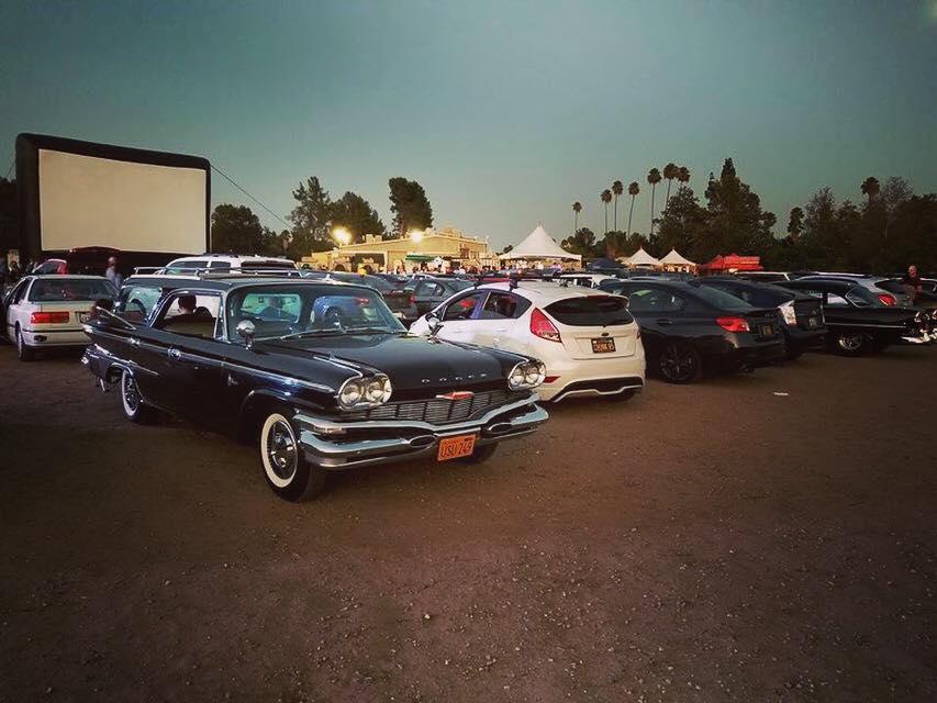 San Fernando Valley Drive-In