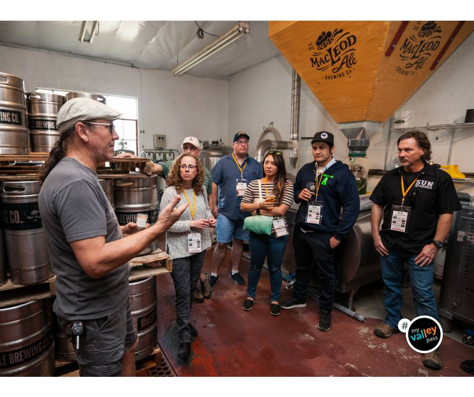 San Fernando Valley Brewery Tour
