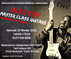 Alex KBy Master class PMC 29-02-2020