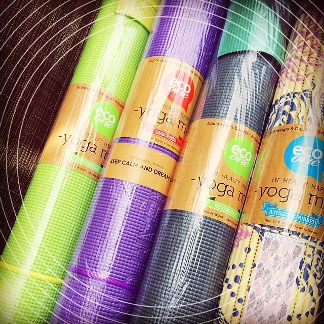 Free yoga Mat For Signing Up! 2 More Left