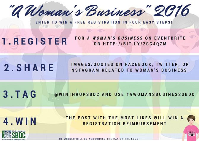 Social Media Contest For Free Registration
